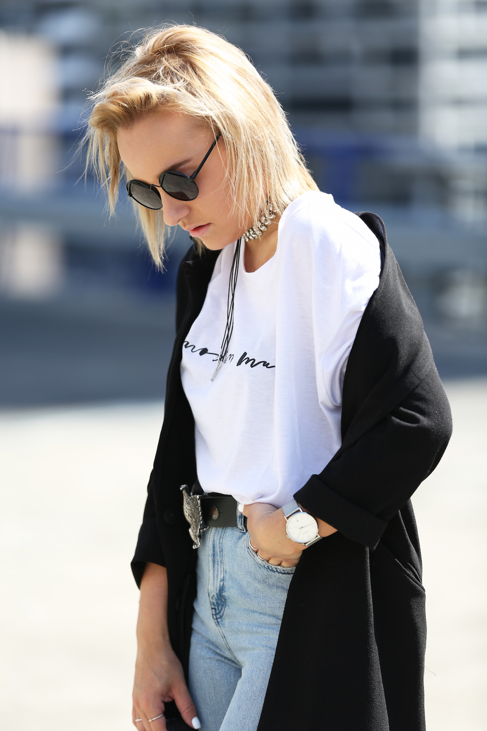Staple the Label Modern Muse tee