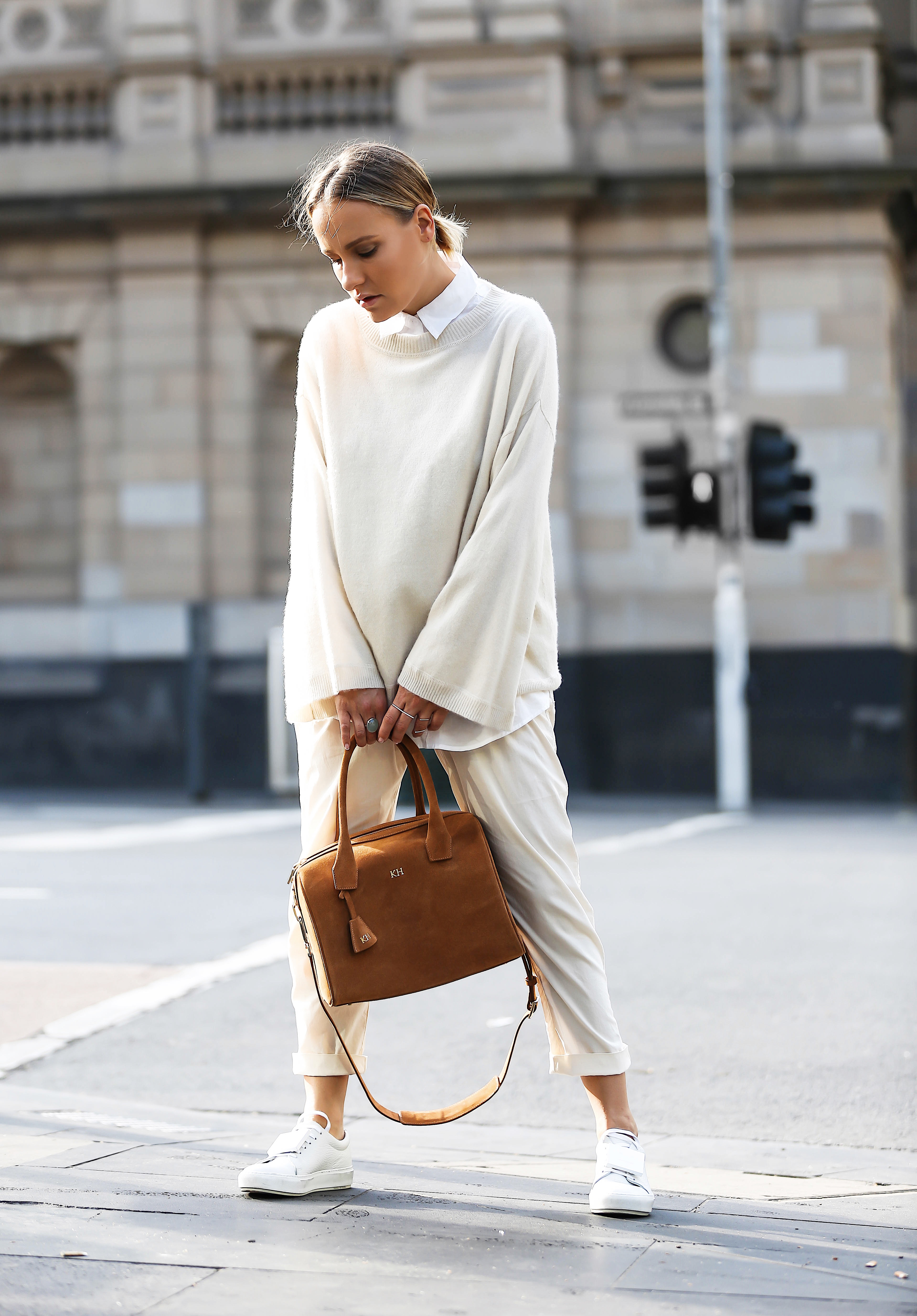 Jac and Jack Street Style Melbourne Kirby Hughes
