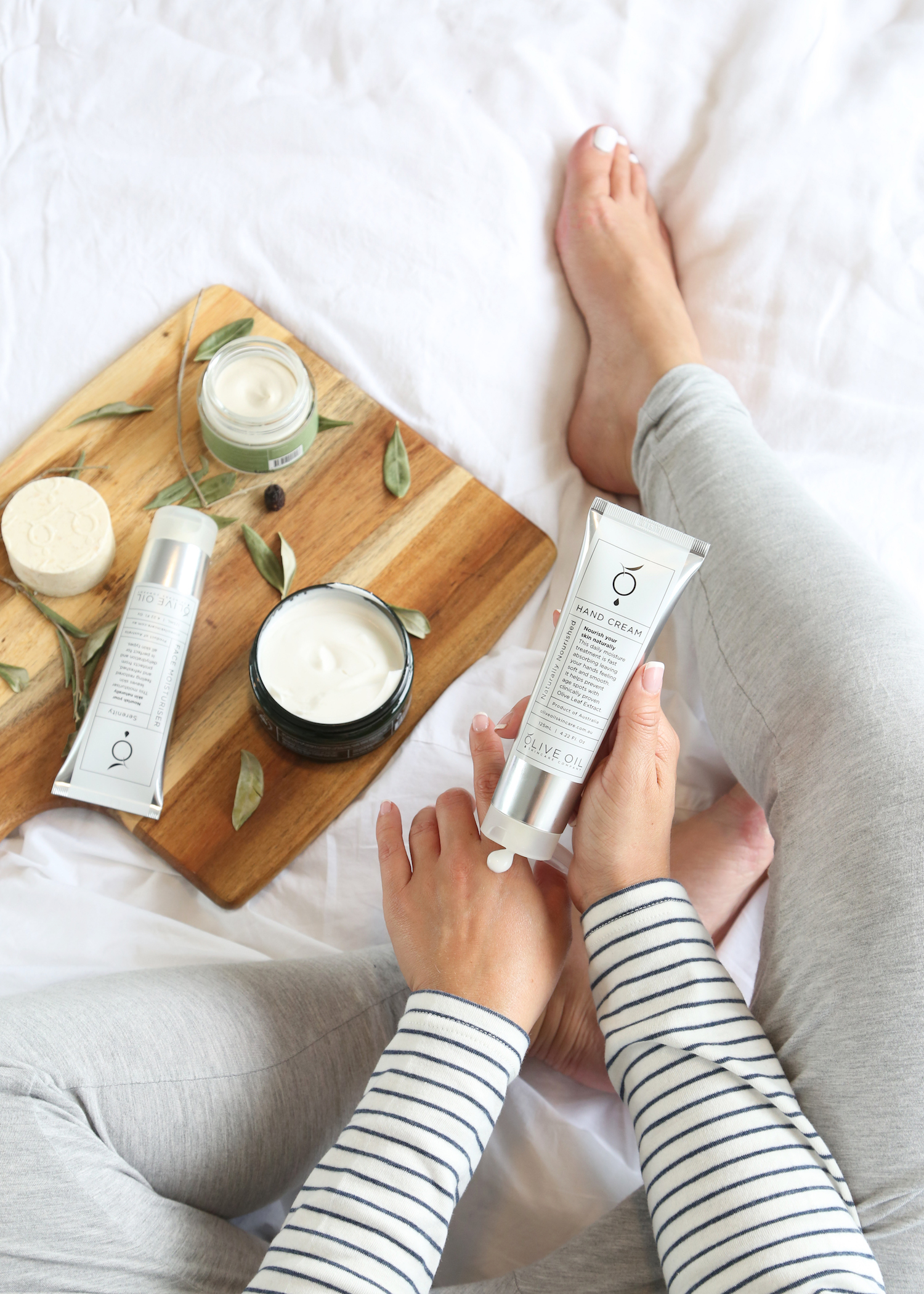 Olive Oil Skincare Hand Cream